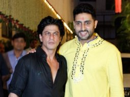 Shah Rukh Khan is having 'major FOMO' thanks to Abhishek Bachchan