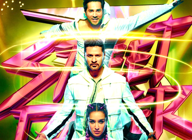 Street Dancer collects 1 mil. USD [Rs. 7.14 cr.] in overseas