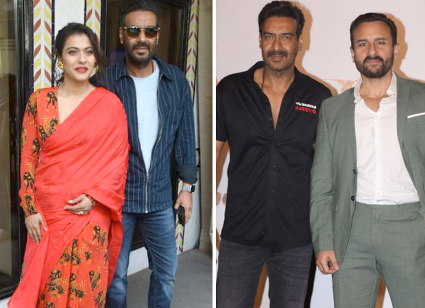 Tanhaji: The Unsung Warrior: Om Raut says Ajay Devgn, Kajol, Saif Ali Khan are extremely polished actors