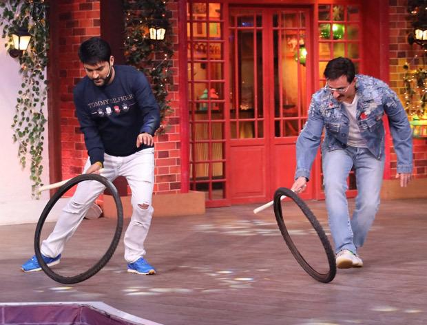 The Kapil Sharma Show: Saif Ali Khan reveals he sometimes travels with Taimur in auto-rickshaws