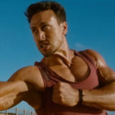 Tiger Shroff's flawless helicopter kick is a must watch on the internet today