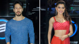 Tiger Shroff, Urvashi Rautela and others grace the opening a dance studio