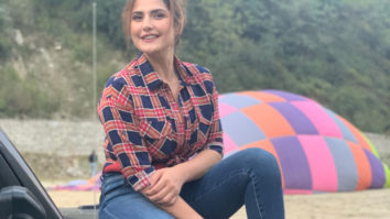Zareen Khan set to make her TV debut with AXN's Jeep Bollywood Trails