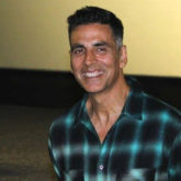 Watch: Akshay Kumar plays beach volleyball with a group of youngsters on Mumbai beach