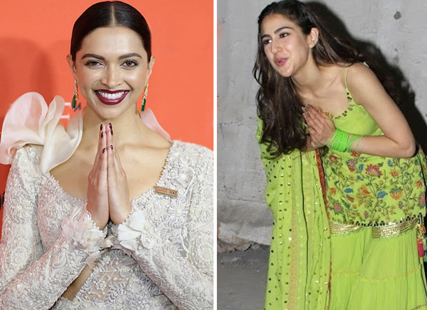 Bigg Boss 13: Deepika Padukone does a Sara Ali Khan special gesture inside the house