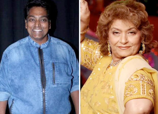 After being accused of harassment, Ganesh Acharya alleges that Saroj Khan is conspiring against him