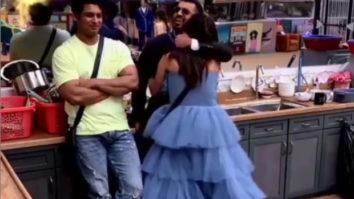 Bigg Boss 13: Shehnaaz Gill goes crazy kissing surprise visitor Gautam Gulati as Sidharth Shukla looks on