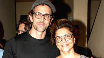 On Hrithik Roshan's birthday, mom Pinkie Roshan shares unseen photos from his brain surgery