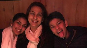 Juhi Chawla's son Arjun contributes 300 pounds from his pocket money for the Australian bushfire