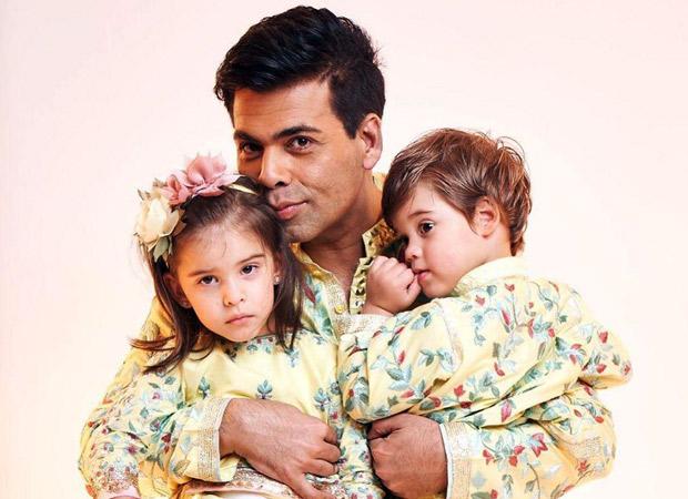 Karan Johar's son Yash calls him Karan Joker, and the internet is in splits