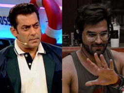 Bigg Boss 13: Salman Khan yells at Paras Chhabra; tells him to keep his voice low' mother asks him to not kiss and hug Mahira Sharma; he accuses his mother of being upset because of Akanksha Puri