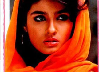 Throwback: Raveena Tandon shares picture from her first photoshoot from the sets of her debut film Patthar Ke Phool