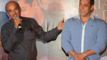 Sooraj Barjatya reveals that Salman Khan has shown interest in his next
