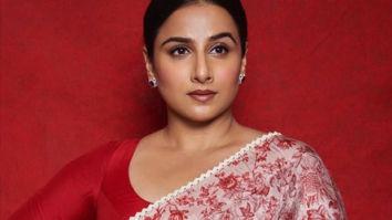 After Shakuntala Devi, Vidya Balan announces her next titled Sherni