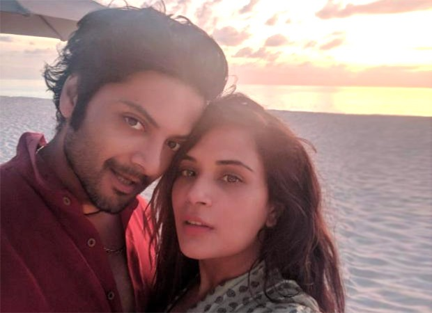 Ali Fazal proposed Richa Chadha in Maldives, the Fukrey stars planning to get hitched in April : Bollywood News