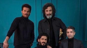 Anil Kapoor and Harshvardhan Kapoor begin prep for Abhinav Bindra biopic
