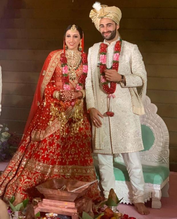Armaan Jain - Anissa Malhotra Wedding: Kareena Kapoor Khan, Karisma, Taimur and Saif arrive in style as baaraatis