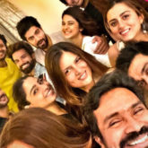 Ashish Chowdhry, Jennifer Winget, Karan Wahi, Riteish Deshmukh and gang gets together for a fun Friday night!