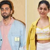 Ayushmann Khurrana to play a gynecologist in Stree Rog Vibhag, Jawaani Jaaneman actress Alaya F bags lead role