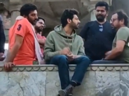 Bhool Bhulaiyaa 2: Kartik Aaryan drives an autorickshaw on the streets of Rajasthan in this leaked video