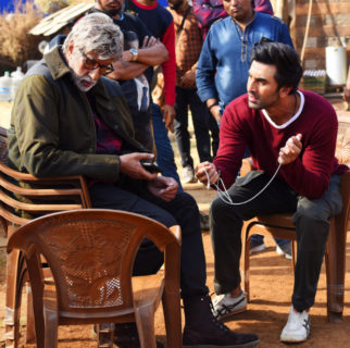 Brahmastra: Amitabh Bachchan finds his tech guy in Ranbir Kapoor