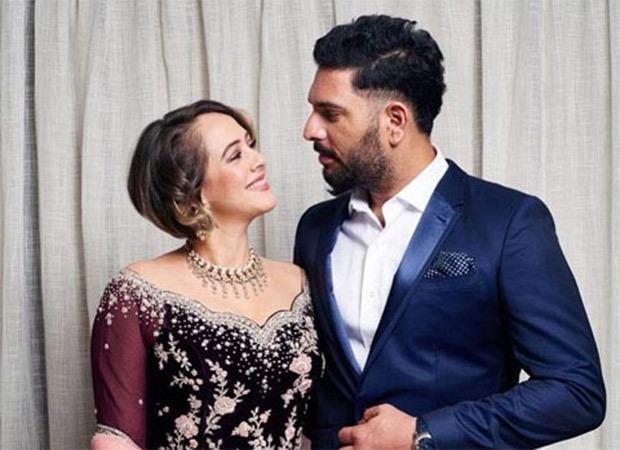 Cricketer Yuvraj Singh and wife Hazel Keech to star in a web series