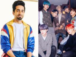 EXCLUSIVE: Ayushmann Khurrana indeed listens to South Korean superstars BTS