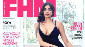 Adah Sharma On The Covers Of FHM