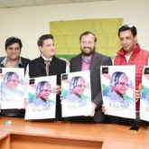 Union Minister Prakash Javadekar launches the first look of APJ Abdul Kalam's biopic in Delhi