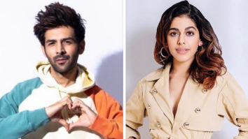 Kartik Aaryan responds to Aalaya F having a crush on him, says he is liking the attention