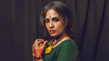 Richa Chadha reveals her first look from her next, an intense love drama