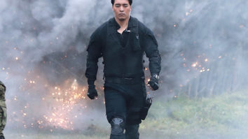 Rinzing Denzongpa's debut film Squad boasts of some of the biggest explosions seen on screen