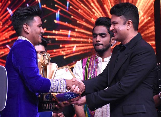 Sunny Hindustani wins Sony TV's Indian Idol 11