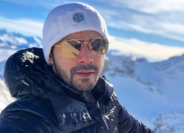 Watch: Varun Dhawan skis like a pro in this throwback video from his Swiss holiday