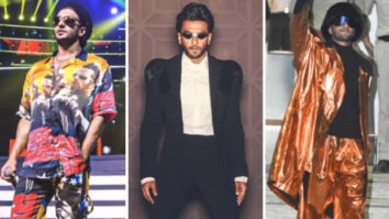 Filmfare Awards 2020: From quirky to elegant to zany - Taking fashion cues again from Ranveer Singh