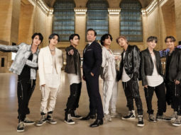 From first impressions to subway Olympics,BTS showcase iconic first performance of 'ON' at Grand Central on The Tonight Show Starring Jimmy Fallon