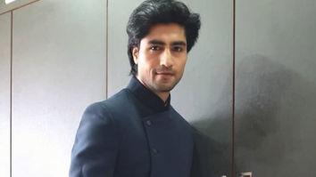 Harshad Chopda is all set to attend the Dadasaheb Phalke Awards and his look is giving us MAJOR Aditya Hooda feels!