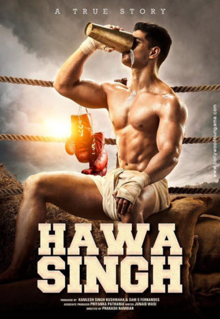 First Look Of The Movie Hawa Singh