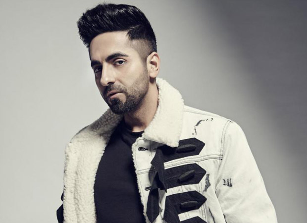 """It gives me great privilege to sing a love song for a forward-thinking film"", says Ayushmann Khurrana"