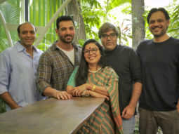 John Abraham's next production venture is on the life of social entrepreneur, Revathi Roy