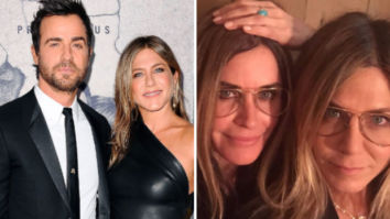 Justin Theroux wishes ex-wife Jennifer Aniston on her 51st birthday; Friends co-star Courteney Cox shares an adorable photo