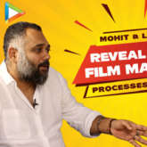"Luv Ranjan ""My BIGGEST problem is when people tell you the reason why…"" Mohit Suri Malang"