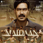 First Look Of The Movie Maidaan