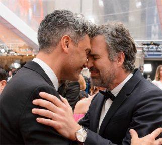 Mark Ruffalo congratulates Thor: Ragnarok director Taika Waititi on his Oscars 2020 win for Jojo Rabbit