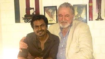 Nawazuddin Siddiqui meets his Russian drama teacher Valentin Teplyakov after 23 years
