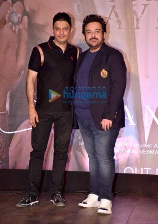 Photos: Adnan Sami and Bhushan Kumar grace the song launch of Tu Yaad Aya