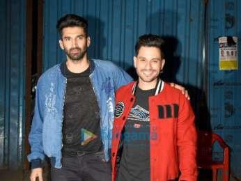 Photos Anil Kapoor Disha Patani Aditya Roy Kapur And Kunal Khemu Snapped During Malang Promotions 6