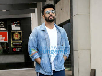 Photos: Arjun Kapoor spotted at gym