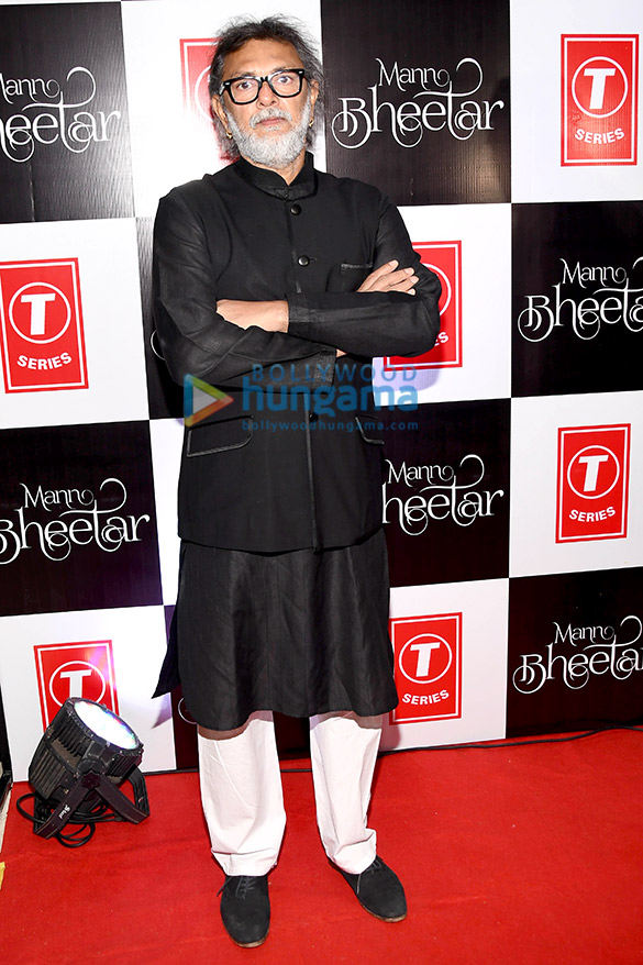 Photos: Rakeysh Omprakash Mehra, Shriya Saran and others unveils the album 'Mann Bheetar'