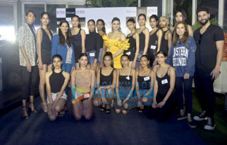 Photos: Urvashi Rautela and Kunal Rawal grace the judging panel for FDCI's auditions in Mumbai